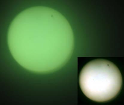 Venus Eclipse