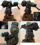 Hordebloods - Pandaren Bonehammer