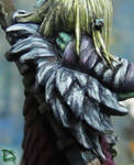 Lanyssa's Feather Cloak