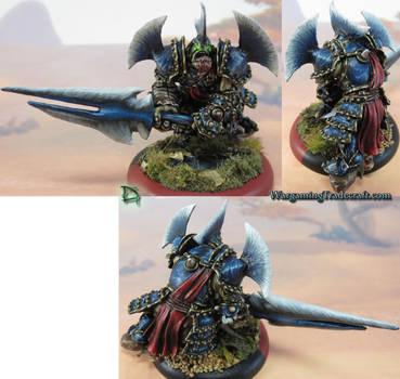 Hordebloods Champion Hero by NPlusPlus