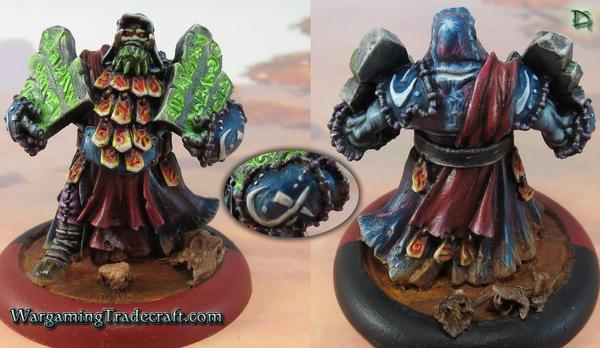Hordebloods - Troll Rune Mage by NPlusPlus