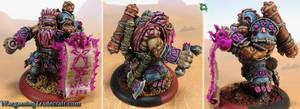 Hordebloods Ogre-Sorcerer by NPlusPlus