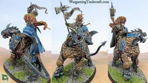 Age of Sigmar Knight by NPlusPlus