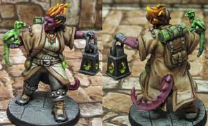 Dragon Mistress by NPlusPlus