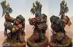 Hordeblood Troll Blademaster