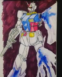 Gundam by Goombaslayer