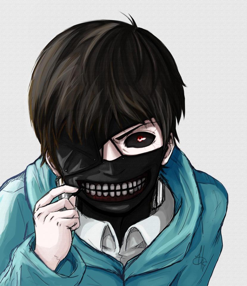 Kaneki Ghoul by SamuraiWARRIOR7