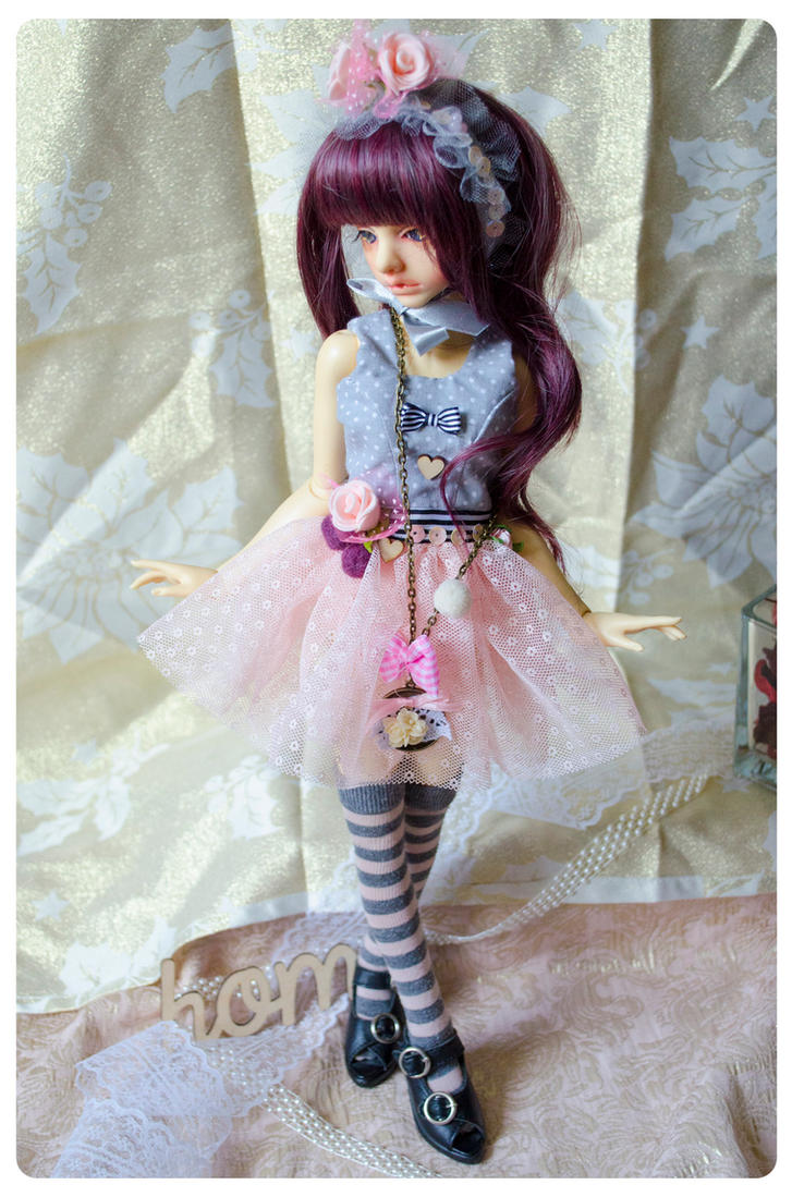 Pink Honey by LadyAshi