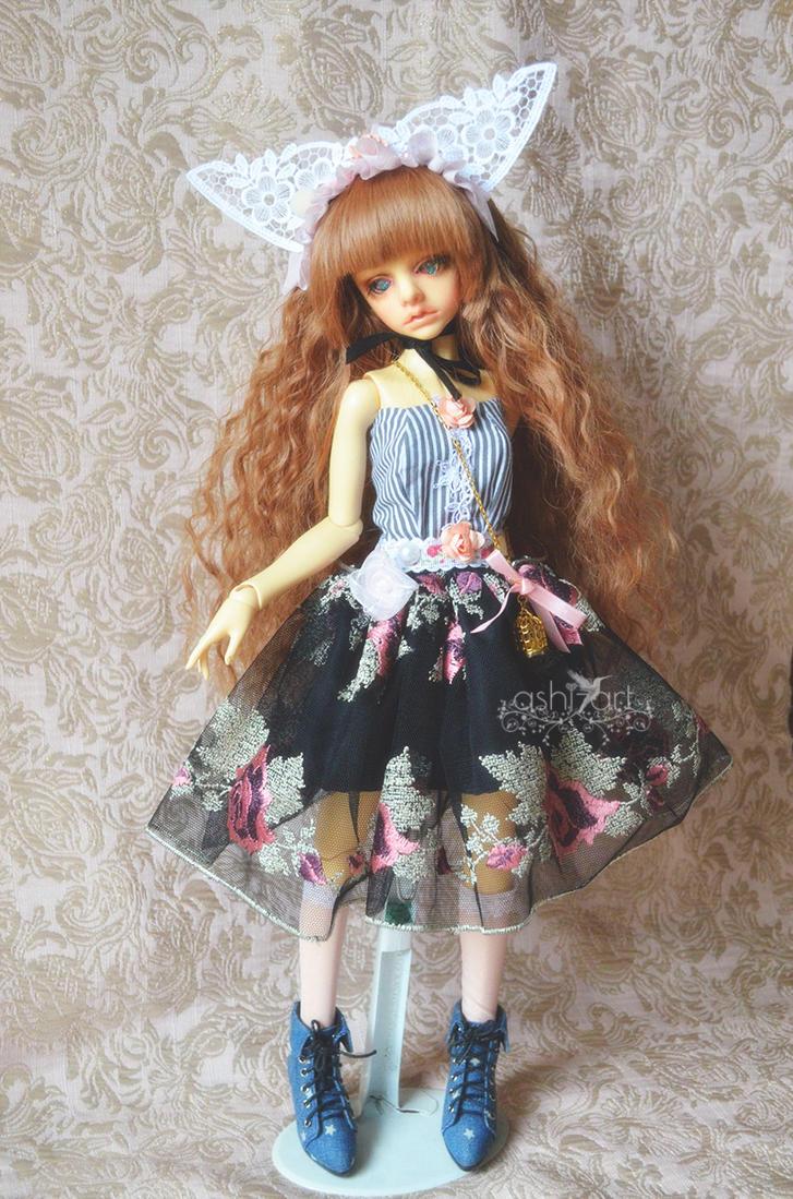 dress by LadyAshi