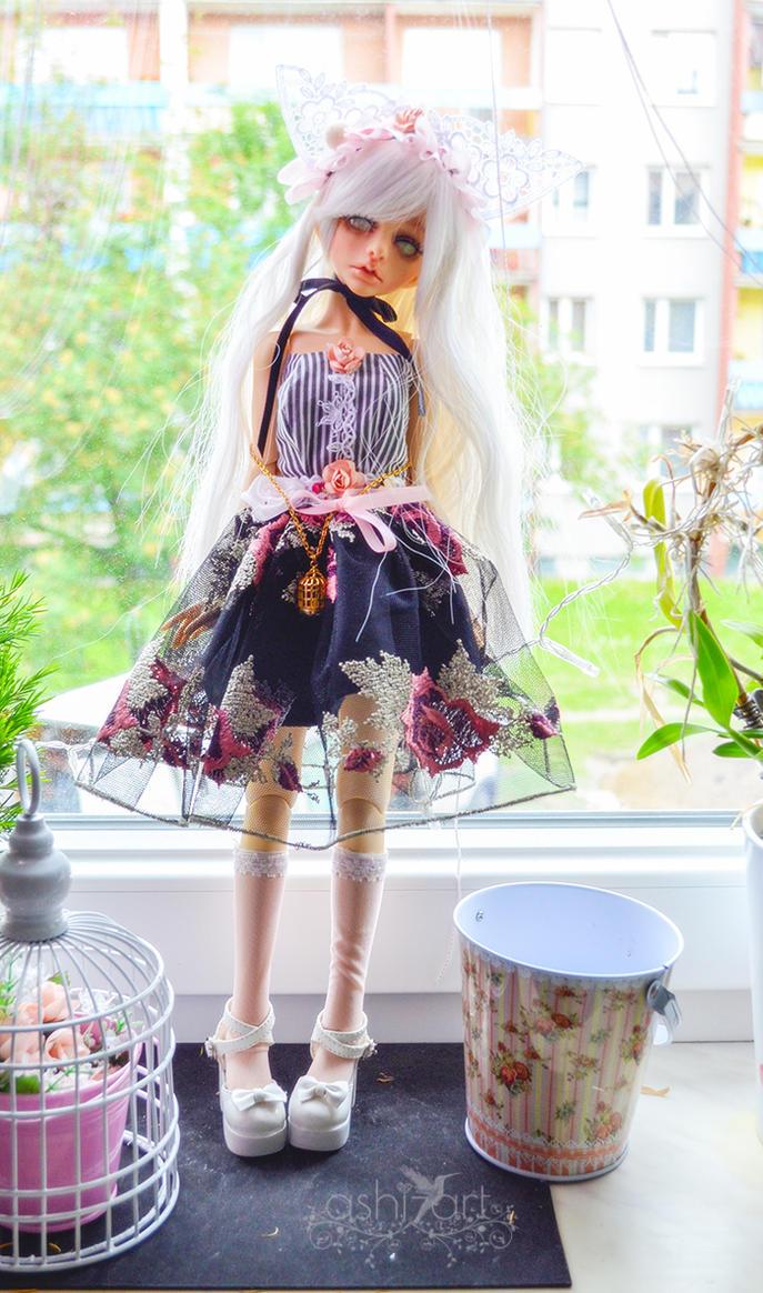 Rabbit dress by LadyAshi