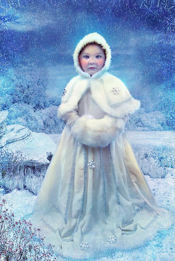 Ice Princess by acheronnights