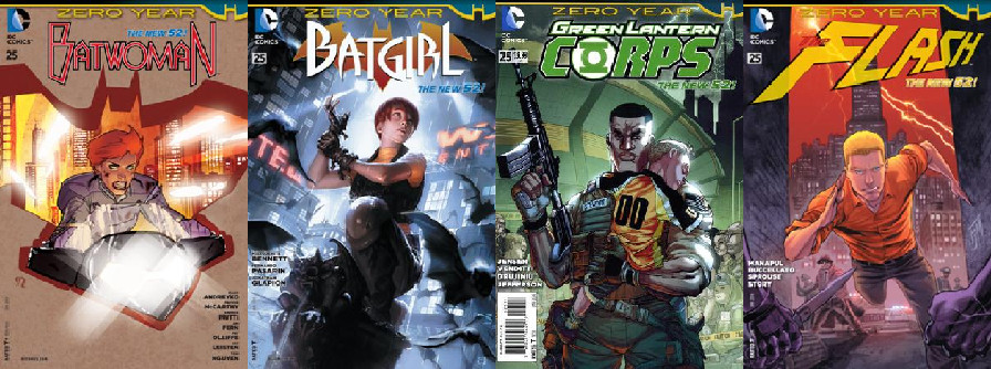DC LEGENDS ZERO YEAR:PART 4 by MAJIN-LORD