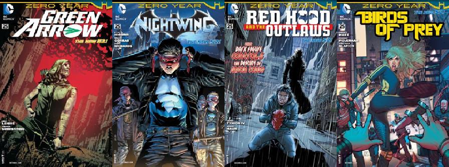 DC LEGENDS ZERO YEAR:PART 5 by MAJIN-LORD