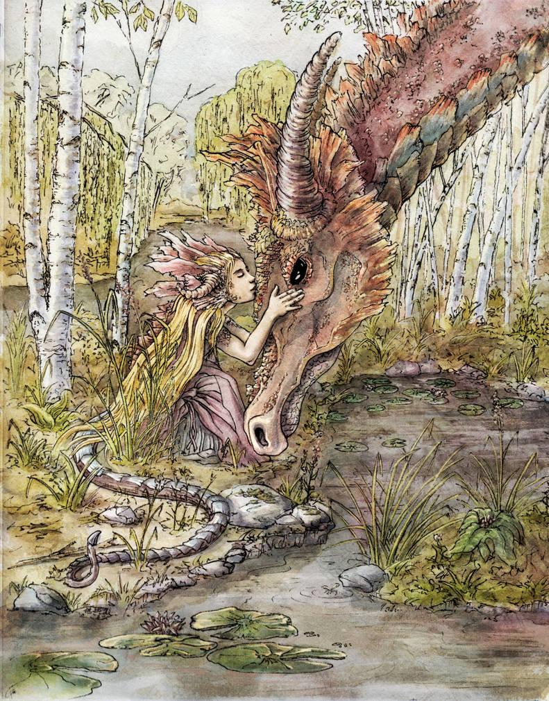The Dragon's Sister