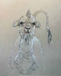 Saber-toothed Alpaca