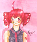 Teto Kasane Watercolour Test