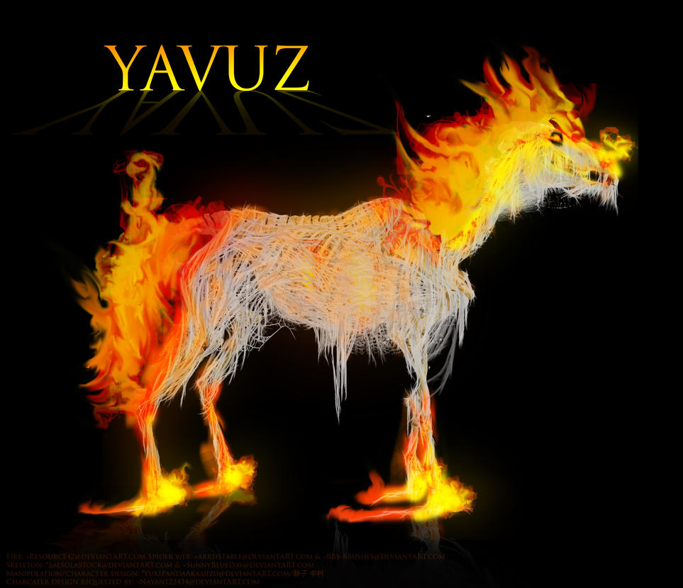 OC REQUEST: Yavuz by NEFUR-STUDIOS
