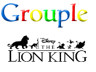 The Lion King Grouple by tobysq