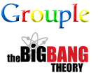 The Big Bang Theory Grouple by tobysq