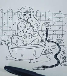 bath by TanGingG92