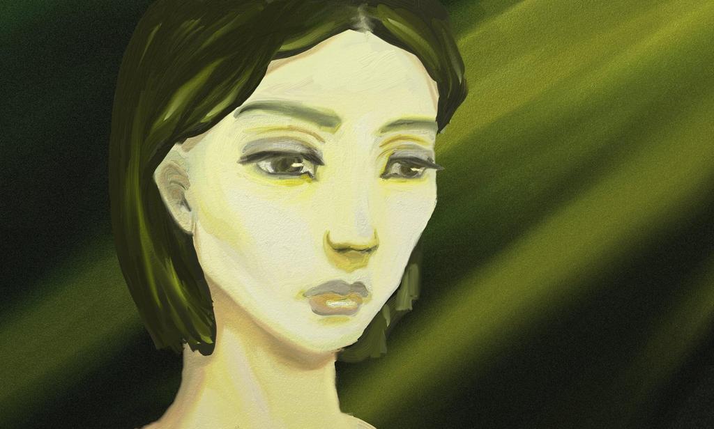 Portrait1 by Kazita