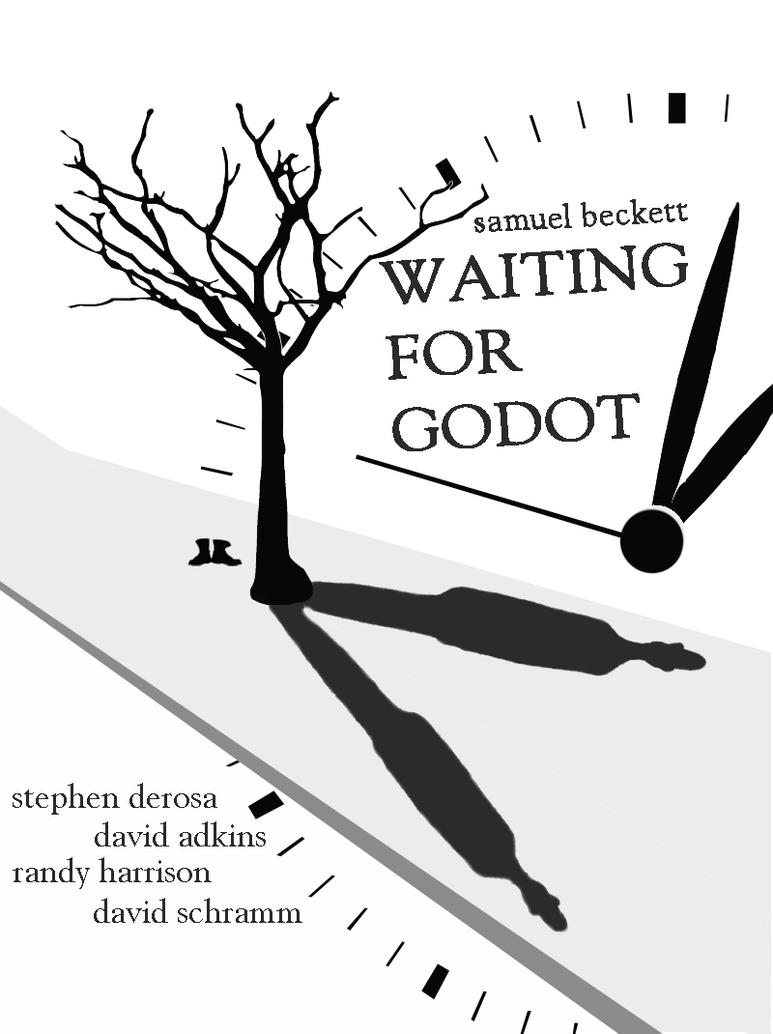 an analysis of the play waiting for godot by samuel beckett Grammatical deviations in samuel beckett's  analysis of samuel beckett's play 'waiting for godot' on the  grammatical deviations at syntactical.