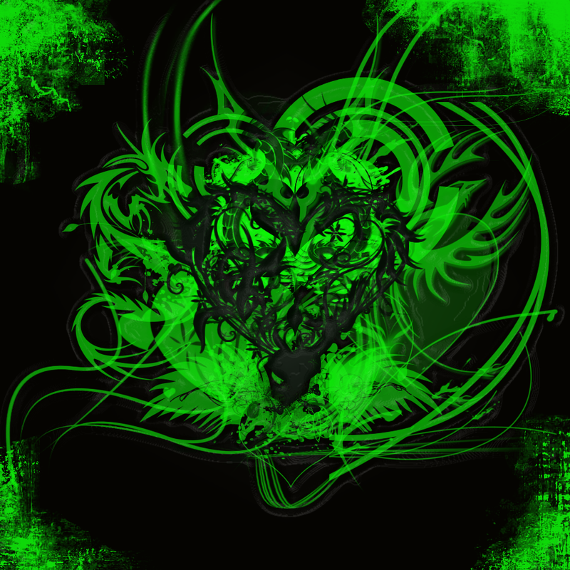 Green and Black Design I Made by LesbianBat55 on DeviantArt