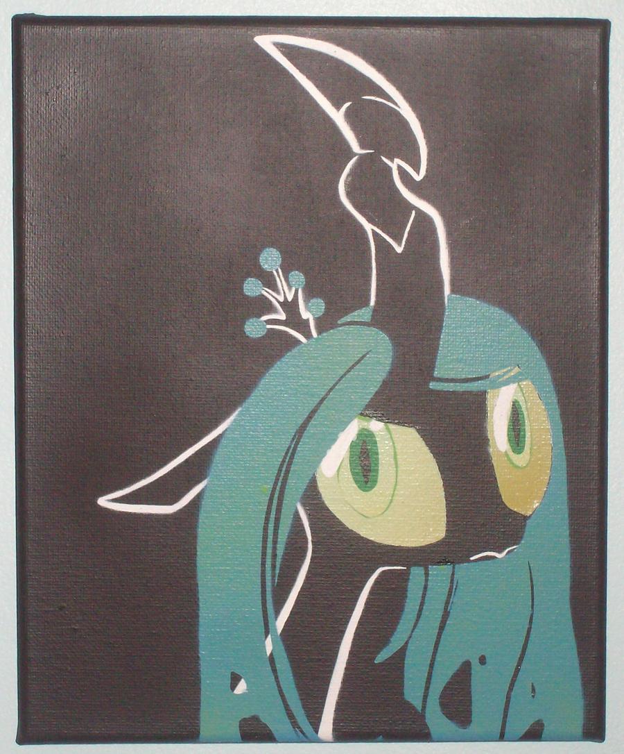 Simple Queen Chrysalis by Dorigard