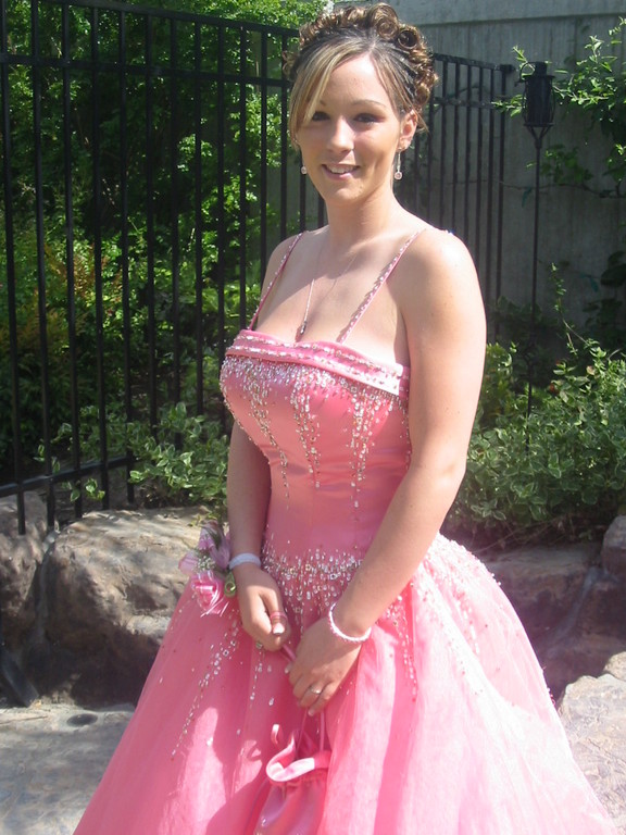 Pink Prom Dress 1 By Morganmarie123 On Deviantart-9885