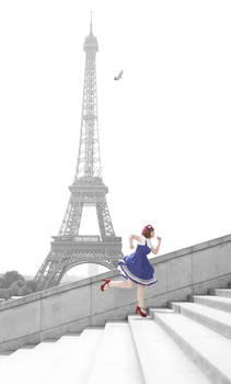 Vite, la tour Eiffel!