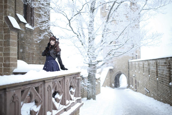Snow Princess by Flokati-san