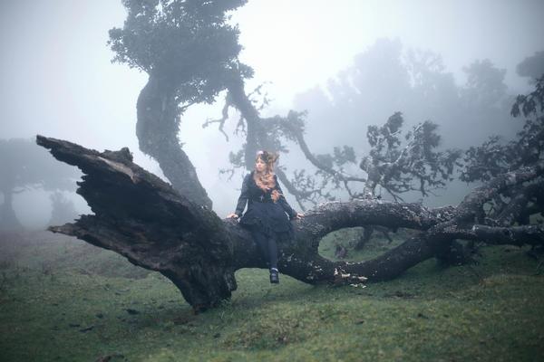 Forest Phantom I by Flokati-san