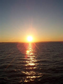Sunset Atlantic
