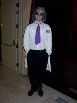Dr. Nova Cosplay