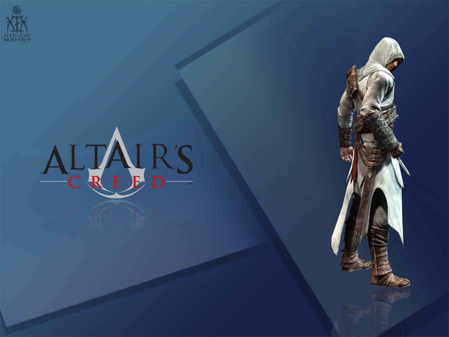 Altair's Creed