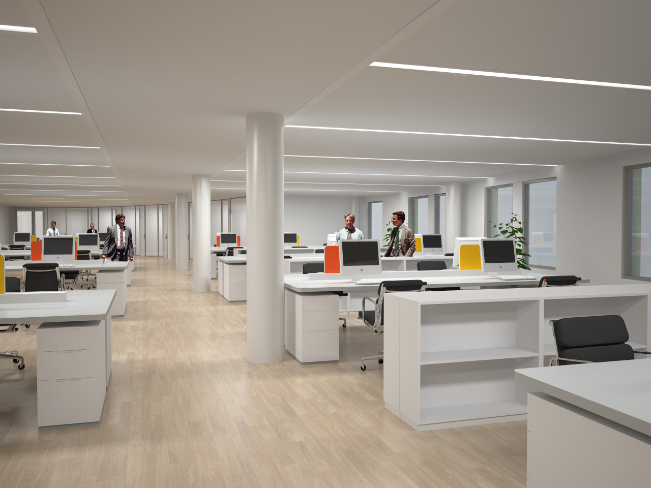 Office 02 by sirethomas