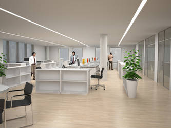 Office 04 by sirethomas