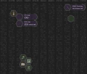 techGUI - DesktopX Desktop Concept