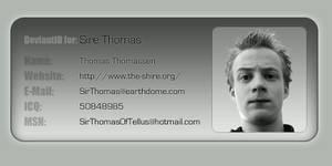deviantID nr 3 for Sire Thomas