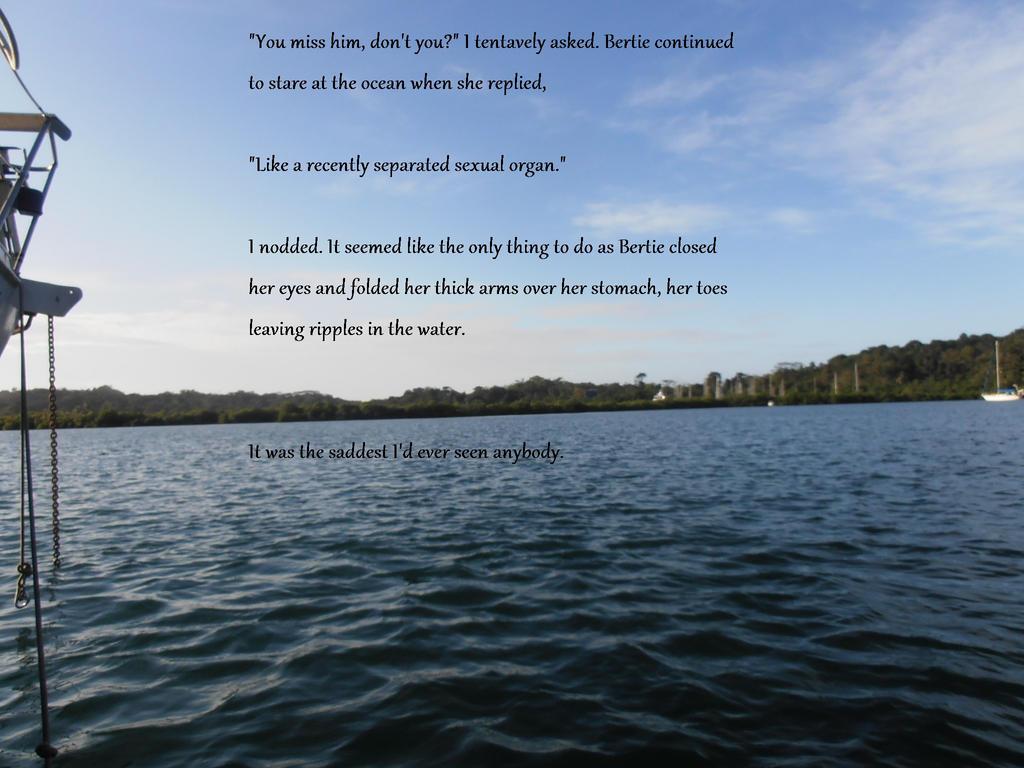 Quote no. 4 (sadness) by RandomWriter888