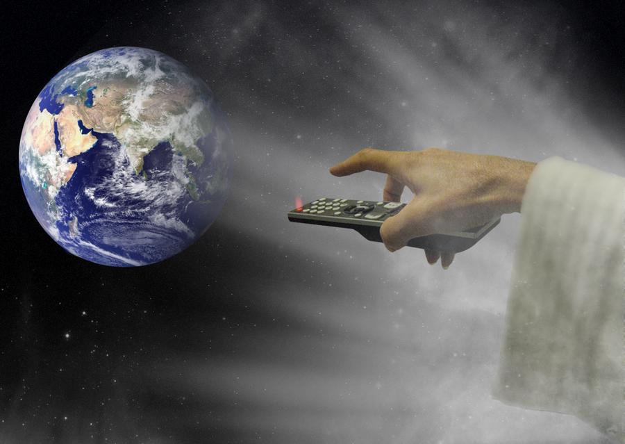 God Gets Bored by amberstreak