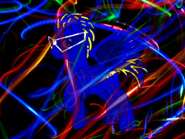 JTAC DJ(ish) by Bluemansonic