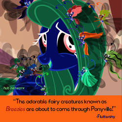 The Breezies are coming to Ponyville
