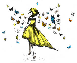Fairy by MaidenJun