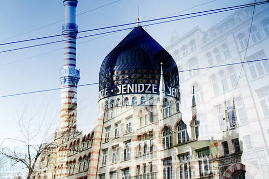 Yenidze - multiple exposure