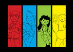 Bravest Warriors!