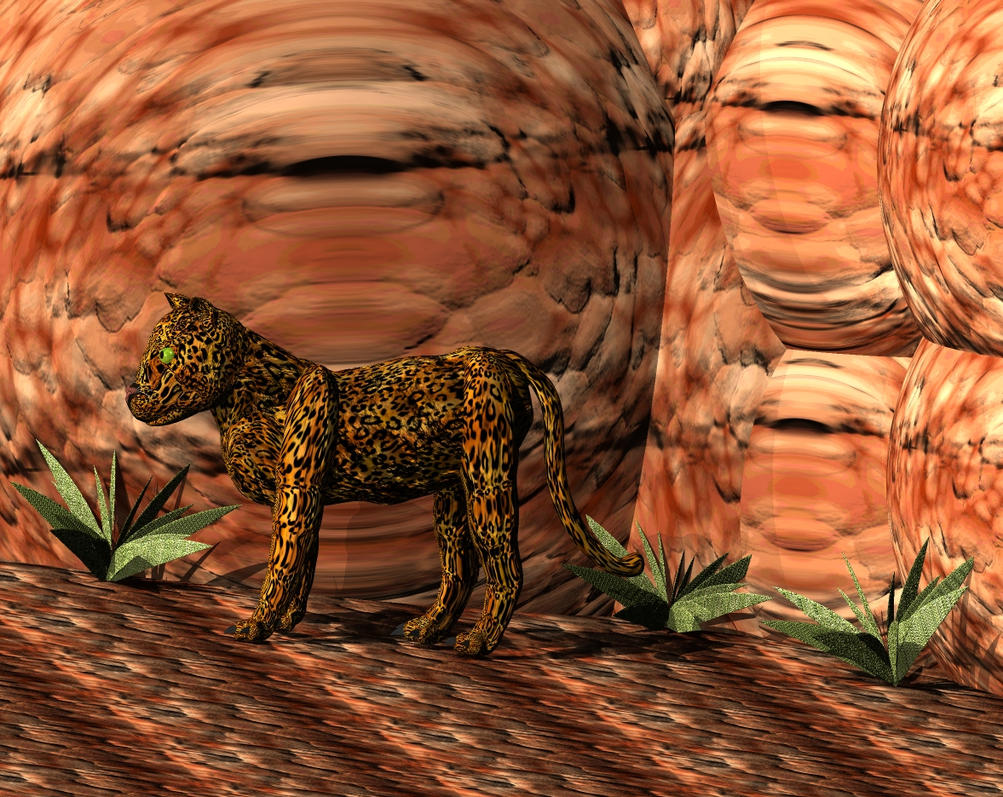 Leopard Pic 3 by GwillaTheDragon