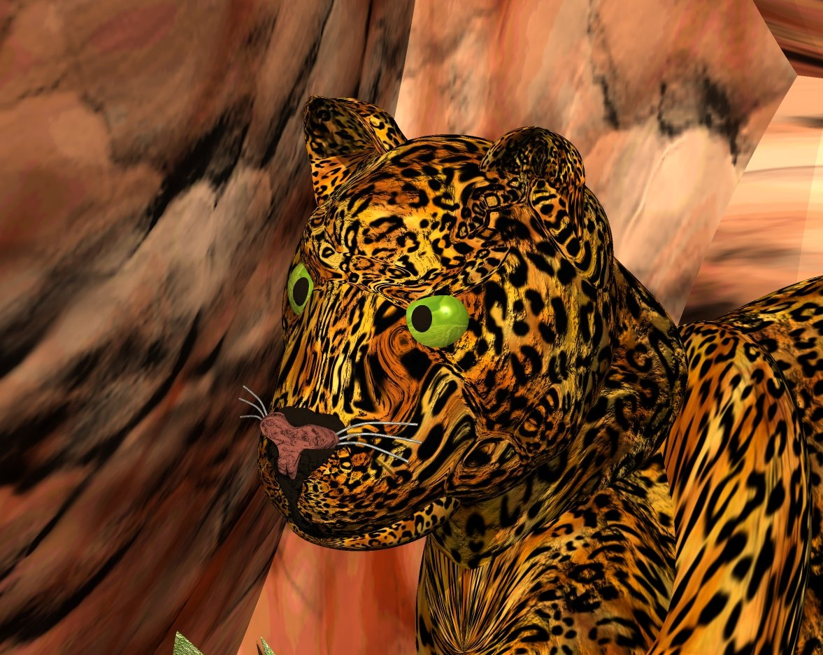 Leopard Pic 4 by GwillaTheDragon