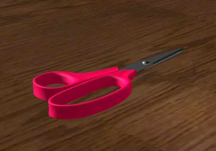 Scissors by GwillaTheDragon