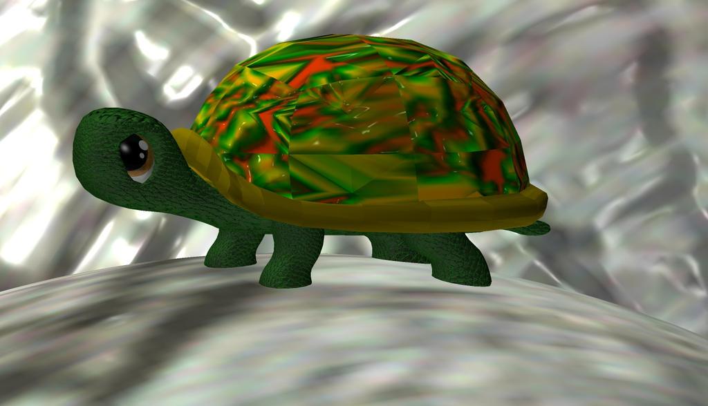Turtlez by GwillaTheDragon